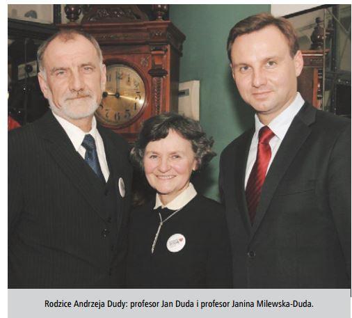 Prezydent Andrzej Duda i Jego Starosądeckie korzenie ...