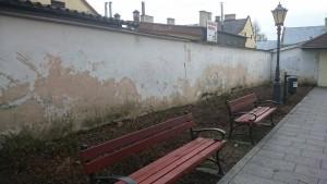 ściana -maślany